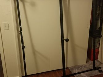 Pending Queen Metal Frame for Sale in Lewis McChord,  WA