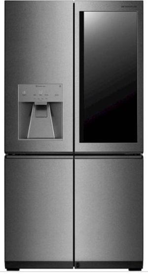 LG SIGNATURE 23 cu. ft. Smart Wi-Fi enabled InstaView* DOOR in DOOR- counter depth refrigerator for Sale in Paramus, NJ