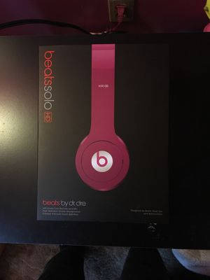 Beats Solo HD for Sale in OH, US