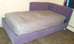 Corner girl twin bed frame for Sale in Denver, CO