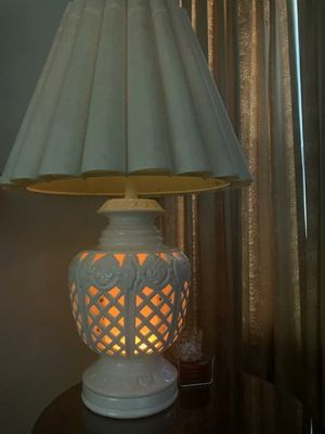 Large Table Lamp for Sale in Los Angeles, CA