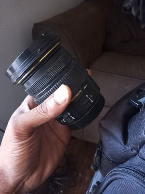 Sigma lens for Sale in Ellenwood, GA