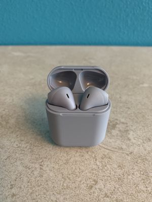 Wireless EarBuds Bluetooth Ear Pods Headphones for Iphone Android Samsung (Airpods) Earpods for Sale in St. Cloud, FL