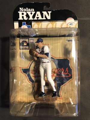 Nolan Ryan Macfarlane Cooperstown Collection for Sale in Lowell, MA