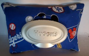 Mickey Mouse Dodgers Wipes Cover for Sale in Rialto, CA