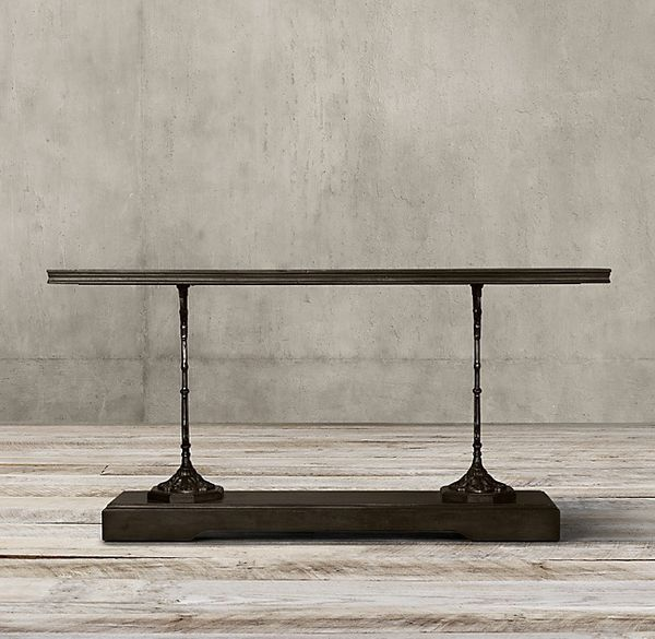 Console Table Restoration Hardware (pick up only)