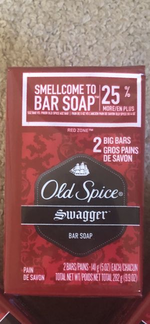 Old spice bar soap for Sale in Silver Spring, MD