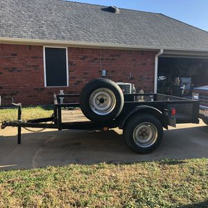 Utility Trailer for Sale in Arlington, TX