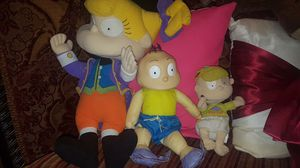 Vintage Rugrats Toys Lot of 3 for Sale in Miami, FL