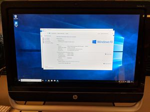 HP Pavilion TouchSmart 23-f364 All-in-One Desktop PC for Sale in Chantilly, VA