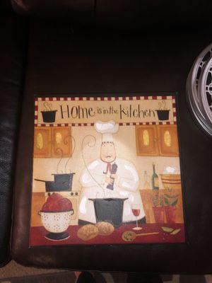 Chef Kitchen frame for Sale in Alexandria, VA