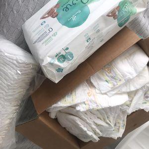Diapers Size 1 for Sale in Marietta, GA