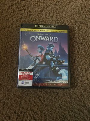 Movie ONWARD Brand New!! Still in plastic for Sale in Los Angeles, CA