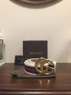 Gucci belt for Sale in Fairfax Station, VA