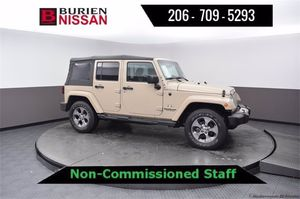 2016 Jeep Wrangler Unlimited for Sale in Burien, WA