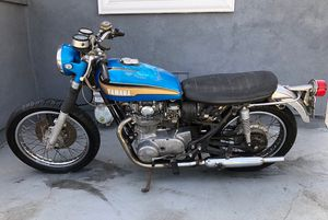 1973 Yamaha XS650 for Sale in Los Angeles, CA