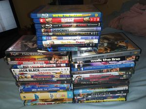 DvD's and Blue rays for Sale in Auburndale, FL