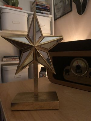 Decorative Star (Standing) for Sale in Washington, DC