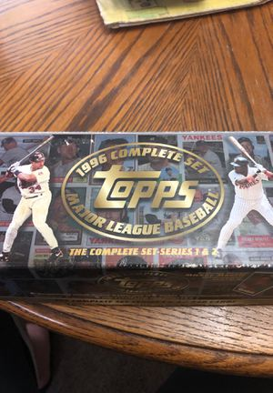 Complete tops 1996 baseball cards for Sale in Columbus, OH