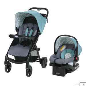 Graco stroller with car seat for Sale in Allentown, PA