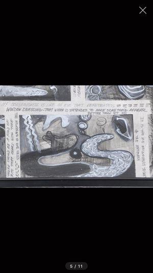 Nancy Fletcher Cassell Multi Media Framed Artwork for Sale in Winfield, WV