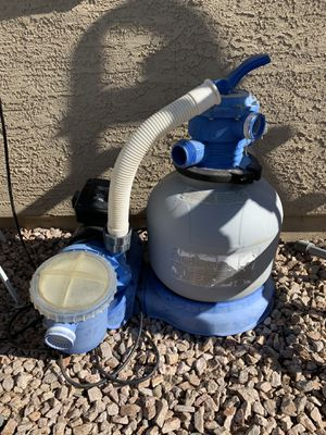Pool Sand pump for Sale in Queen Creek, AZ