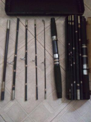 2 vintage 6 piece fishing sets for Sale in Fort Pierce, FL