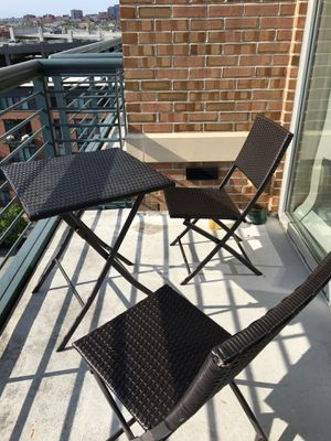 3 Piece Patio Furniture for Sale in Baltimore, MD