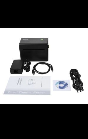 MFLABEL Commercial 4x6 Thermal Shipping Label printer for Sale in Forest Hill, TX