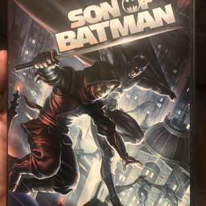 SON OF BATMAN 2-Disc DVD Set 2014 DC Universe for Sale in Orange, CT