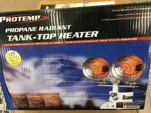 Double cones propane tank heater for Sale in Houston, TX