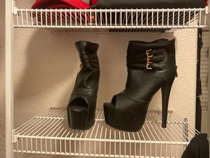 Boot high heels for Sale in Henderson, NV