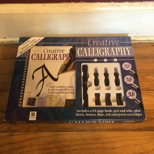 Creative Calligraphy Lettering and Writing Guide for Sale in Chattanooga, TN