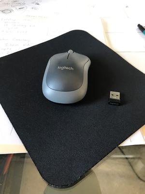 Logitech wireless mouse for Sale in East Longmeadow, MA