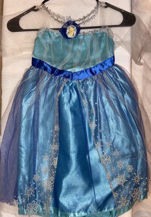 Disney Elsa dress for Sale in Las Vegas, NV