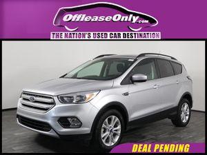 2018 Ford Escape for Sale in Miami, FL