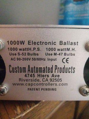 Nextgen Electronic Ballast for Sale in Perris, CA