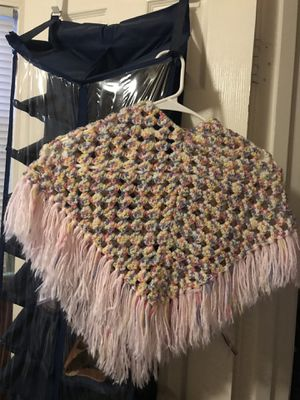 Girl ponchos for Sale in Perris, CA