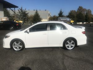 2013 Toyota Corolla Sport for Sale in West Sacramento, CA