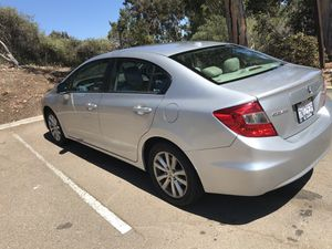2012 Honda Civic EXL 74,300 mile for Sale in San Diego, CA
