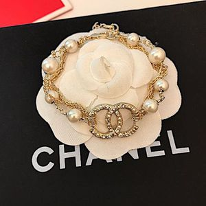 Authentic Chanel Gold Logo Pearl Bracelet for Sale in Modesto, CA
