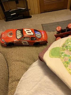 Number 8 Read diecast NASCAR Dale Hart Junior for Sale in Knoxville, TN