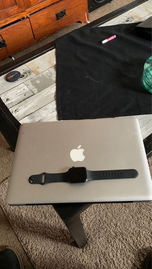 44 mm Apple Watch 2010 MacBook Pro for Sale in Saint Ann, MO