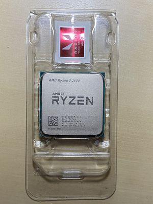 AMD Ryzen 5 2600 for Sale in Federal Way, WA