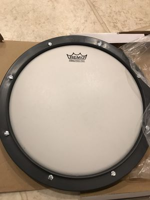 Remo Practice Drum Pad for Sale in Norcross, GA