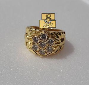 🚨🚨🚨 14k size 10 Gold filled ring 🚨🚨🚨 i Deliver for Sale in Miami, FL