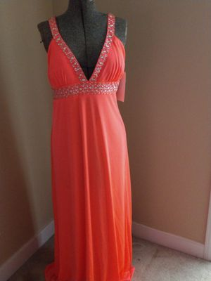 New with Tags Sz 15 Formal Evening Gown Prom Dress for Sale in Powhatan, VA