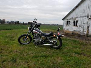 1985 Honda rebel 250 motorcycle for Sale in Glenwood, OR