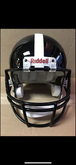 Jack Daniel's Riddell Football Helmet Display / Tennessee Fire / Honey for Sale in Pelham, AL