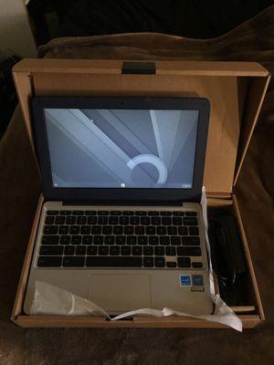Asus Chromebook Laptop 150$ OBO for Sale in Fresno, CA